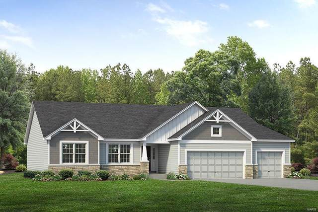 1 Tuscany II Inverness, Dardenne Prairie, MO 63368 (#21030519) :: Parson Realty Group