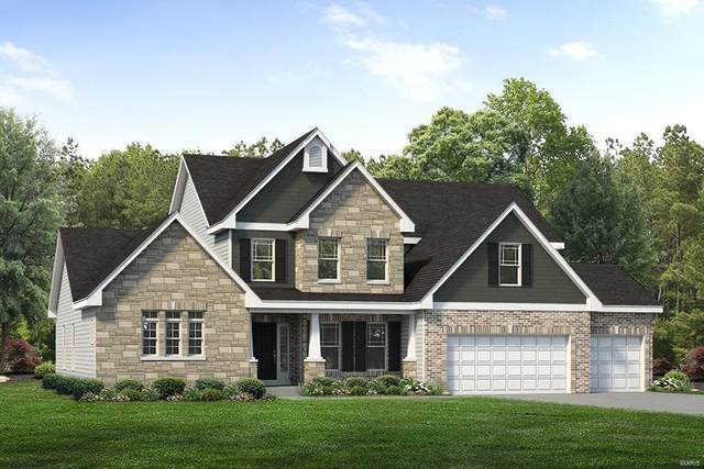 1 Turnberry Inverness, Dardenne Prairie, MO 63368 (#21030523) :: Parson Realty Group