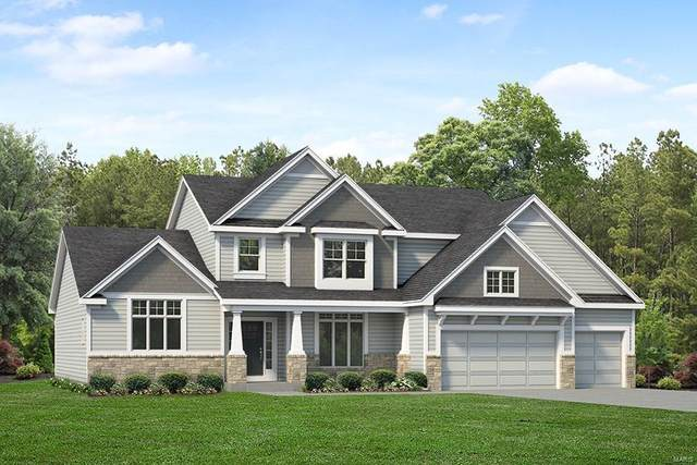 1 Provence Inverness, Dardenne Prairie, MO 63368 (#21030527) :: Parson Realty Group