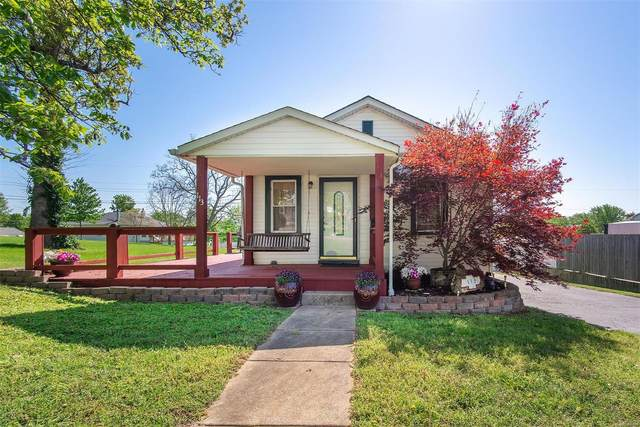 113 S Grand Avenue, De Soto, MO 63020 (#21030528) :: Matt Smith Real Estate Group