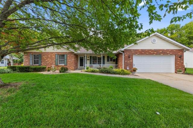 1047 Catalpa Drive, O'Fallon, IL 62269 (#21030530) :: Kelly Hager Group | TdD Premier Real Estate