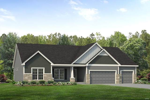1 The Sterling- Inverness, Dardenne Prairie, MO 63368 (#21030538) :: Parson Realty Group