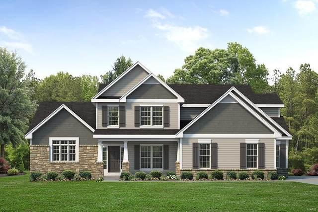 1 Muirfield Bur Oaks, Chesterfield, MO 63368 (#21030541) :: The Becky O'Neill Power Home Selling Team