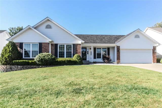 82 Rockledge Court, Saint Charles, MO 63303 (#21030548) :: Parson Realty Group