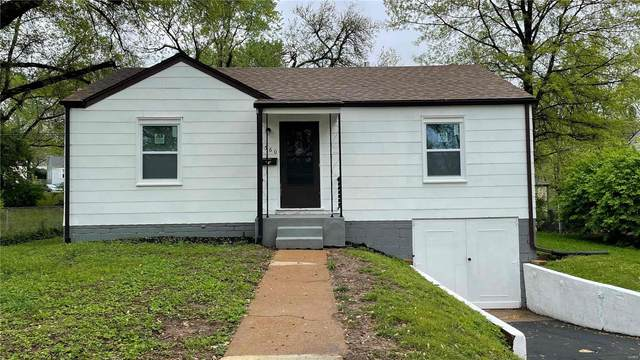 3560 Gordon Avenue, St Louis, MO 63114 (#21030563) :: The Becky O'Neill Power Home Selling Team