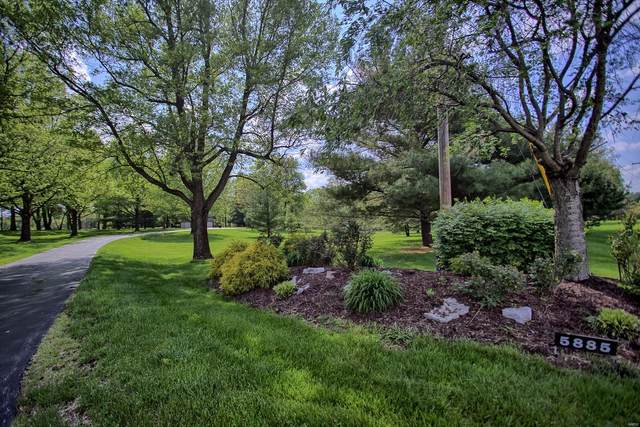 5885 N State Route 159, Edwardsville, IL 62025 (#21030571) :: Tarrant & Harman Real Estate and Auction Co.