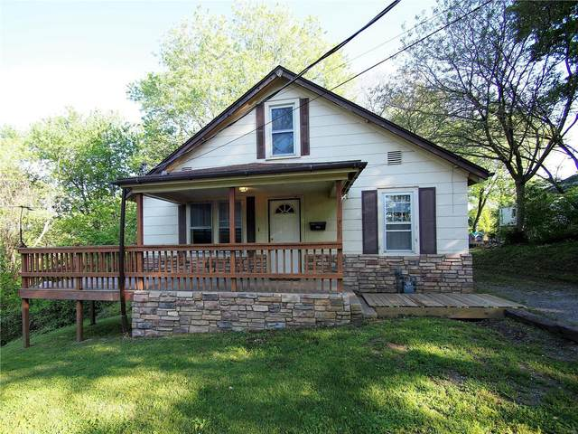 611 Ann Street, CHESTER, IL 62233 (#21030572) :: Parson Realty Group