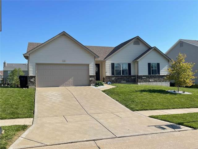 133 Liberty Grove, Wentzville, MO 63385 (#21030595) :: Parson Realty Group