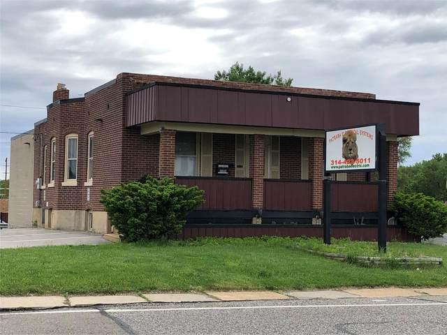 3124 Brown, St Louis, MO 63114 (#21030599) :: Friend Real Estate
