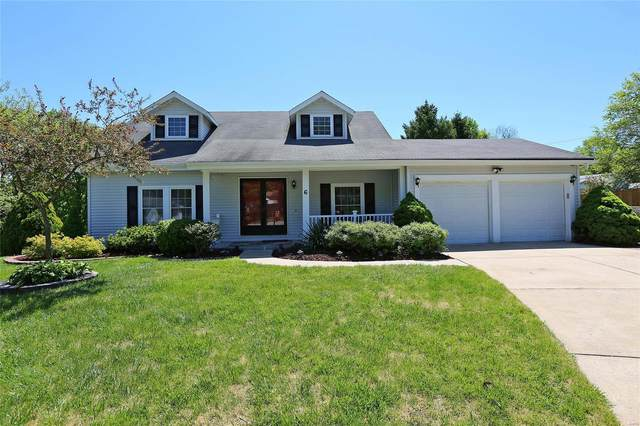 6 Lisa Court, Saint Peters, MO 63376 (#21030600) :: Parson Realty Group