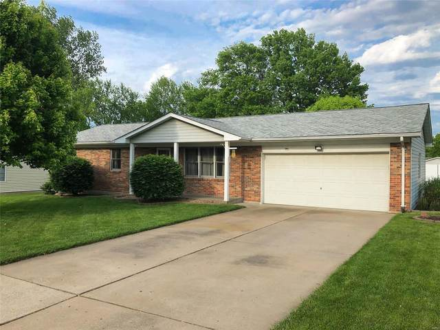 702 Michael Avenue, Wentzville, MO 63385 (#21030621) :: Parson Realty Group