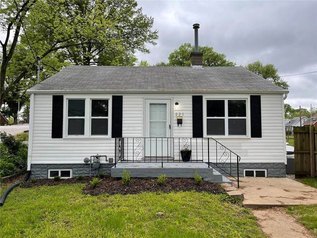 221 N 8th Street, Belleville, IL 62221 (#21030635) :: Tarrant & Harman Real Estate and Auction Co.