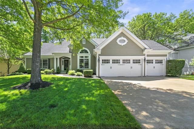 444 Bluff Meadow, Ellisville, MO 63021 (#21030636) :: PalmerHouse Properties LLC