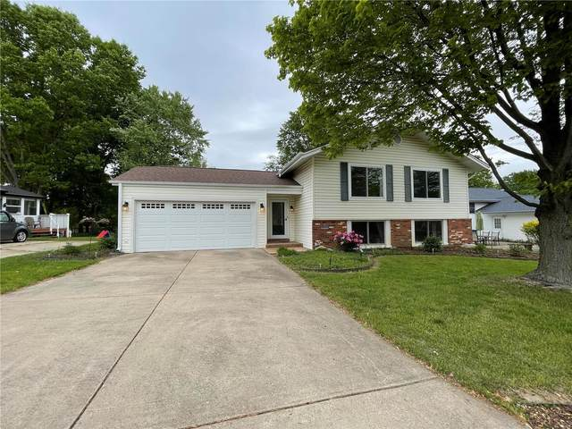 12207 Turkey Creek Court, Maryland Heights, MO 63043 (#21030648) :: Parson Realty Group