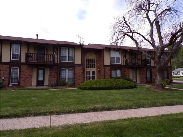 603 Rosetta A, Florissant, MO 63031 (#21030658) :: Terry Gannon | Re/Max Results