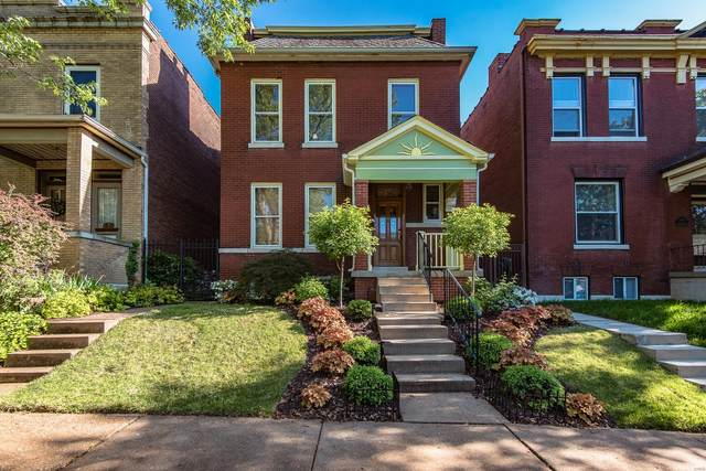 3844 Connecticut Street, St Louis, MO 63116 (#21030691) :: Terry Gannon | Re/Max Results