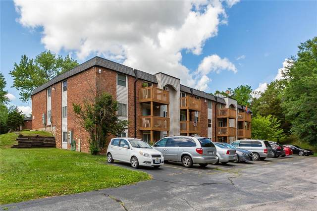 5770 Westphalia Lane F, St Louis, MO 63129 (#21030696) :: Jeremy Schneider Real Estate