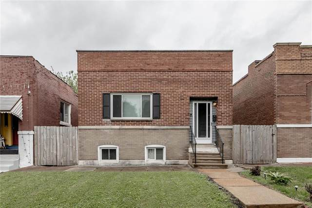 4433 Tennessee Avenue, St Louis, MO 63111 (#21030729) :: Parson Realty Group