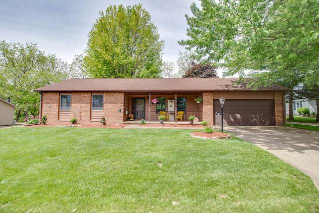 110 Springer Drive, Godfrey, IL 62035 (#21030742) :: Tarrant & Harman Real Estate and Auction Co.