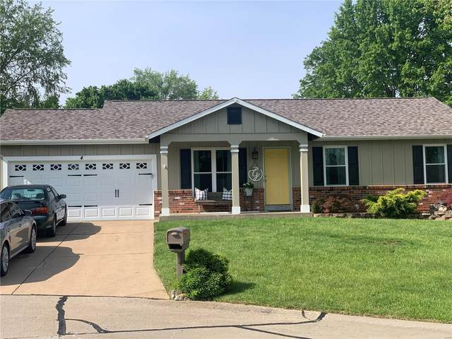 4 Harvest Meadow Ct, Saint Peters, MO 63376 (#21030743) :: Parson Realty Group