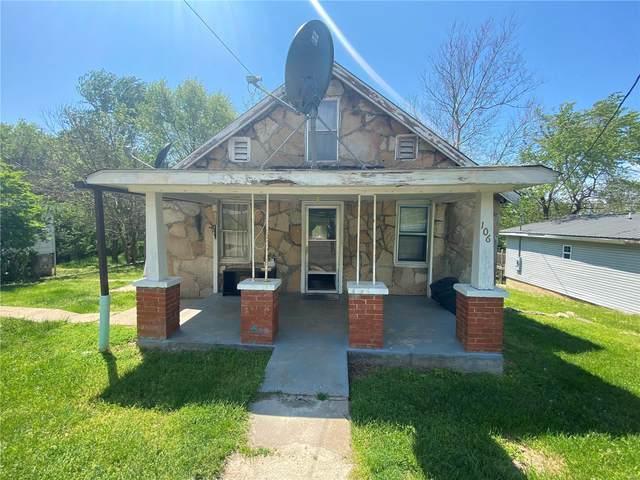 106 Preston Street, Crocker, MO 65452 (#21030748) :: Realty Executives, Fort Leonard Wood LLC