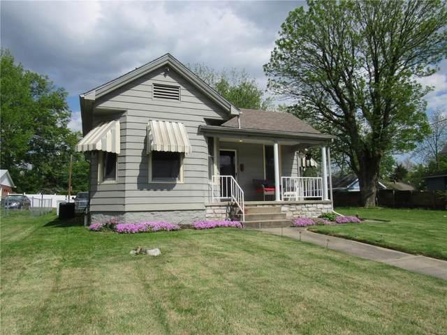 1813 State St, Alton, IL 62002 (#21030777) :: Krista Hartmann Home Team