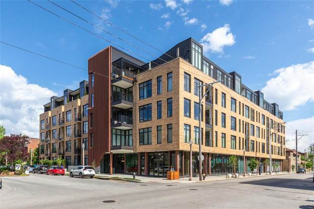 4101 Laclede Avenue #505, St Louis, MO 63108 (#21030807) :: Clarity Street Realty