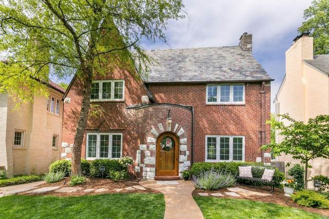 7119 Maryland Avenue, St Louis, MO 63130 (#21030814) :: Terry Gannon | Re/Max Results