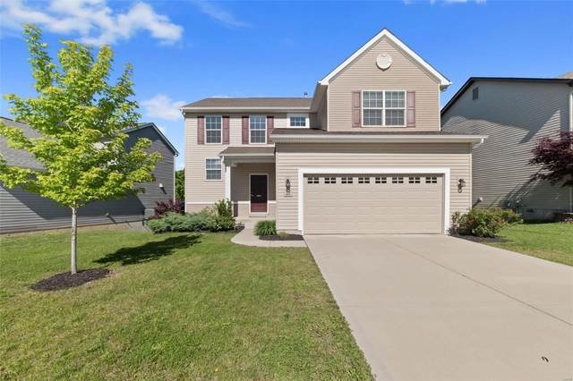 62 Huntleigh Woods Court, Wentzville, MO 63385 (#21030832) :: Terry Gannon | Re/Max Results