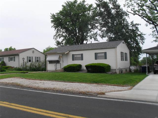 4215 Green Park, Unincorporated, MO 63125 (#21030857) :: Parson Realty Group