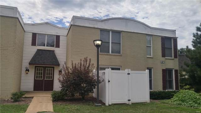 14524 Cazado Unit #D 14524D, Chesterfield, MO 63017 (#21030871) :: PalmerHouse Properties LLC