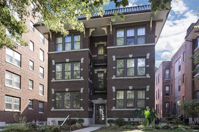 5518 Waterman Blvd #11, St Louis, MO 63112 (#21030893) :: Clarity Street Realty
