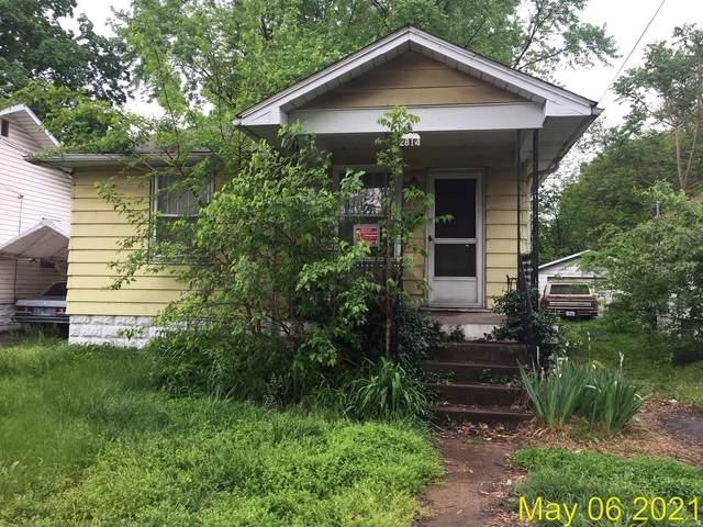 2814 Edwards Street, Granite City, IL 62040 (#21030925) :: Hartmann Realtors Inc.