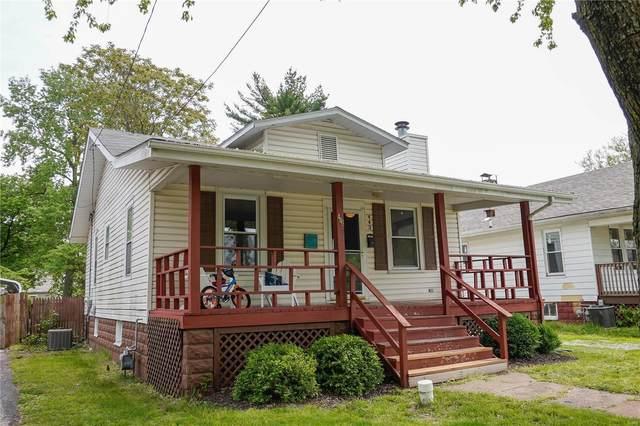 443 Prospect Street, Wood River, IL 62095 (#21030931) :: Krista Hartmann Home Team