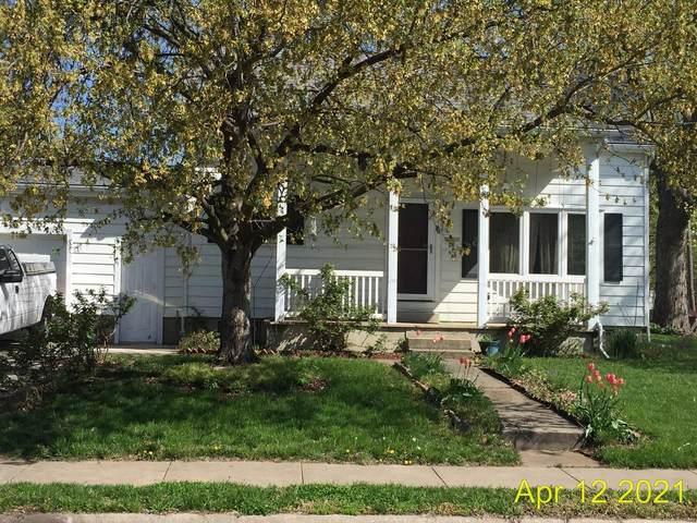113 E Hill Street, Freeburg, IL 62243 (#21030944) :: Matt Smith Real Estate Group