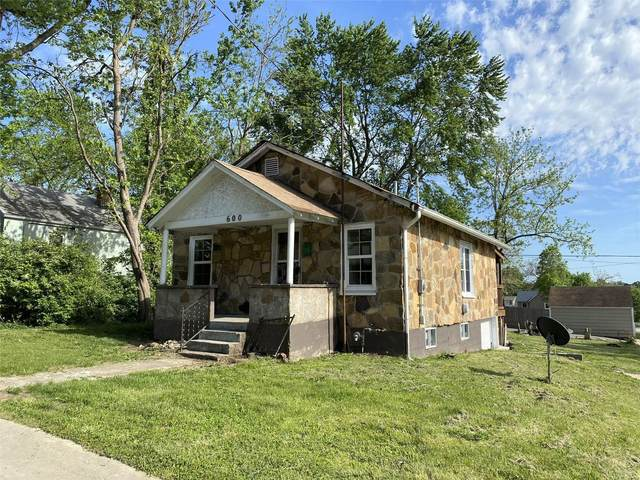600 E 14th, Rolla, MO 65401 (#21030957) :: Parson Realty Group