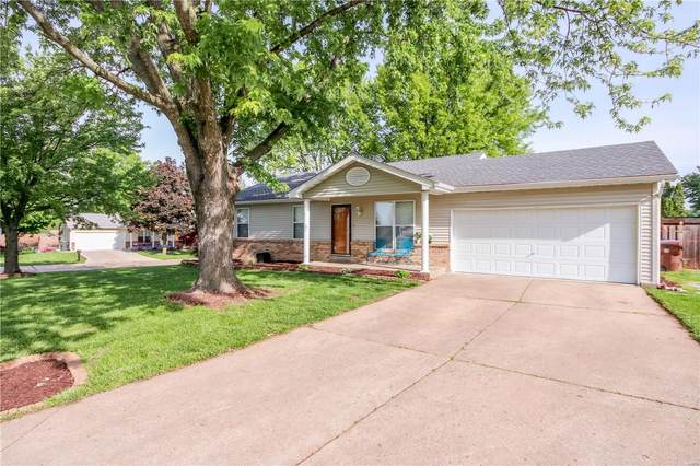 24 Harvest Gold Court, Saint Peters, MO 63376 (#21030970) :: Parson Realty Group