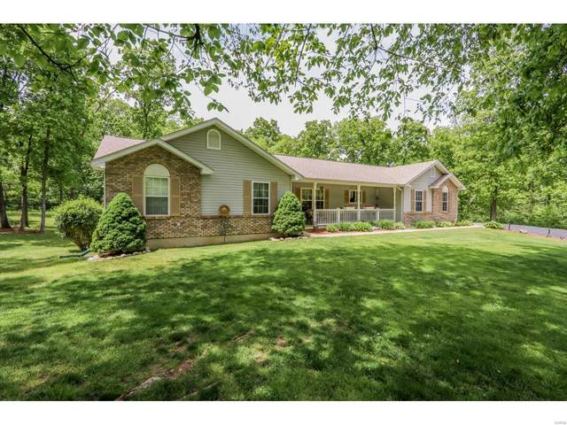 243 Millridge Drive, Moscow Mills, MO 63362 (#21030998) :: Realty Executives, Fort Leonard Wood LLC
