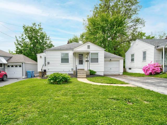 10406 Niblic Drive, St Louis, MO 63114 (#21031000) :: Clarity Street Realty