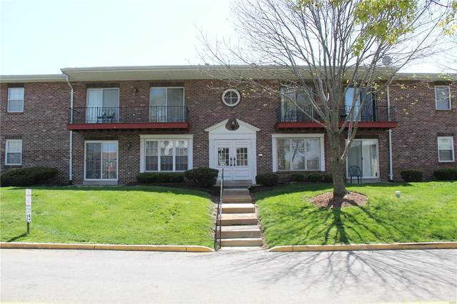 10316 Forest Brook Lane D, Unincorporated, MO 63146 (#21031052) :: Clarity Street Realty
