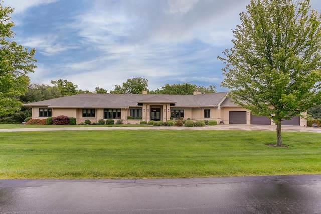 915 Edgewood Drive, Hillsboro, IL 62049 (#21031073) :: Hartmann Realtors Inc.