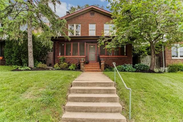 6745 Bartmer Avenue, University City, MO 63130 (#21031076) :: Clarity Street Realty