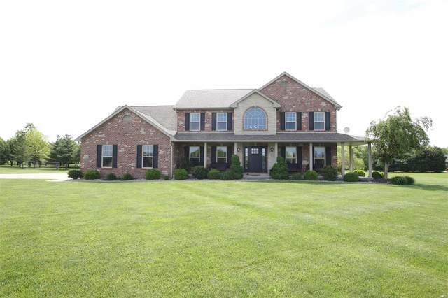 13788 Frey Acres Drive, Highland, IL 62249 (MLS #21031115) :: Century 21 Prestige