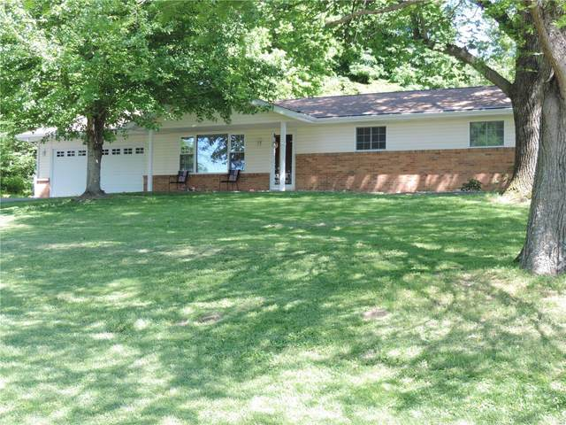 2002 Hillcreek Road, Collinsville, IL 62234 (#21031121) :: Tarrant & Harman Real Estate and Auction Co.
