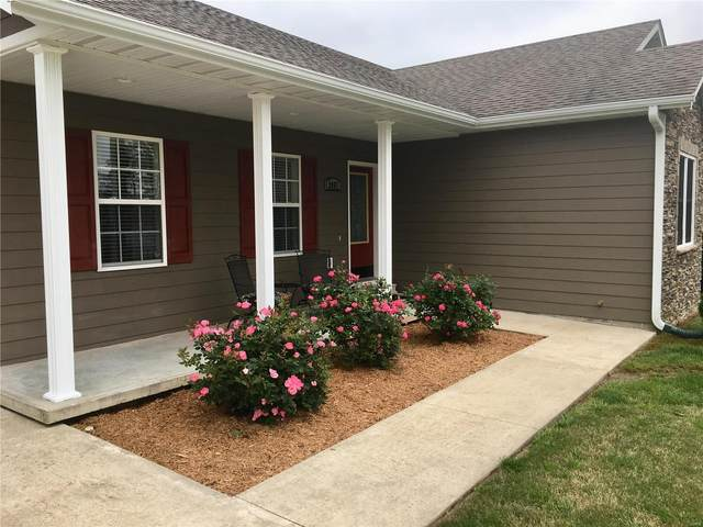 2057 Tumbleweed Trail, Poplar Bluff, MO 63901 (#21031125) :: Parson Realty Group