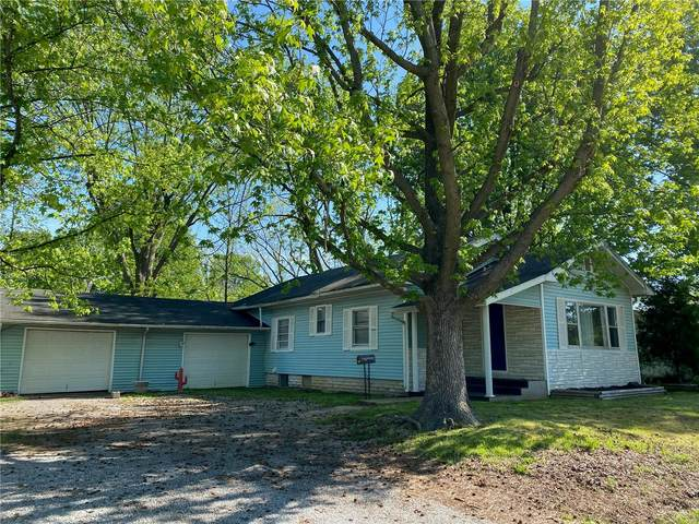 706 W 8th Street, Johnston City, IL 62951 (#21031136) :: The Becky O'Neill Power Home Selling Team