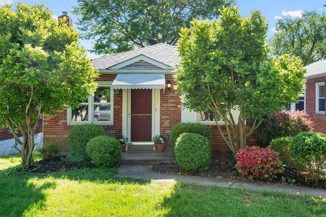 1238 Mount Olive Avenue, St Louis, MO 63130 (#21031172) :: Clarity Street Realty
