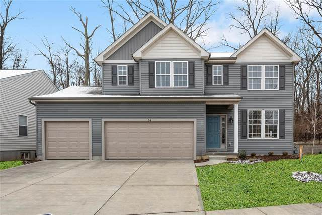 380 Victory Heights Drive, Wentzville, MO 63385 (#21031188) :: Parson Realty Group