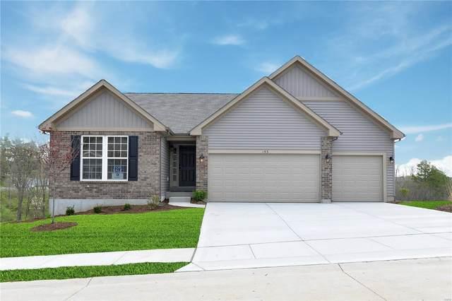 209 Barrington Ridge Lane, Wentzville, MO 63385 (#21031193) :: Clarity Street Realty