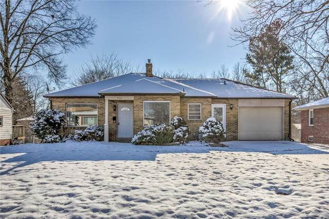 536 N 74th, Belleville, IL 62223 (#21031208) :: Parson Realty Group